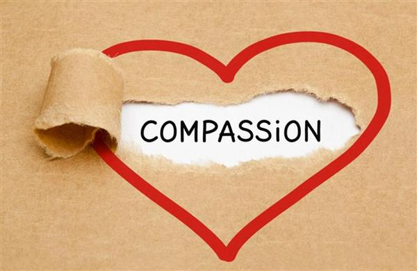 Link to newsletter Trait of the month COMPASSION